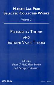 amazon com probability theory and extreme value theory madan lal