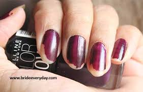 color show nail polish crazy berry review swatch