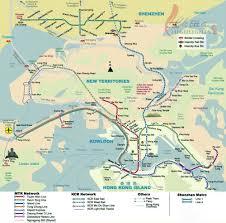 Hong Kong Metro Map by Www Mappi Net Maps Of Cities Hong Kong
