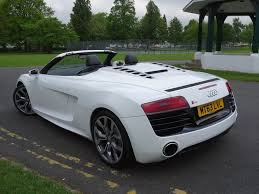 audi supercar convertible used ibis white audi r8 for sale essex