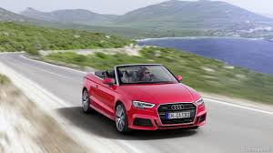 convertible audi red 2017 audi a3 cabriolet color misano red front hd wallpaper 1