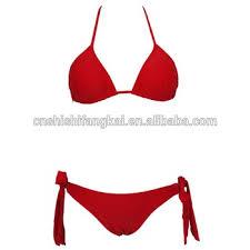 Christmas Party Bikini Swimwear Swimsuit Bathing Suit Beach Wear