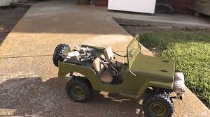 military jeep front gmade sawback army jeep unfinished project youtube