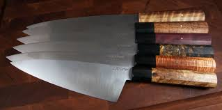 made kitchen knives a beginner s guide to buying custom kitchen knives