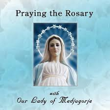 rosary cd praying the rosary with our of medjugorje cd summa enterprises