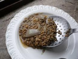 cuisiner les lentilles vertes recette mijoté de lentilles vertes aux champignons recette mijoté