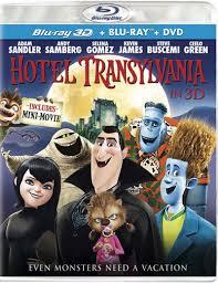 hotel transylvania hit blu ray