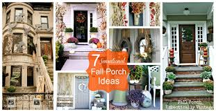 Fall Home Decor Catalogs - fall back porch decorating ideas this makes that cozy corner