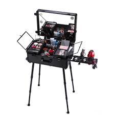 professional makeup case with mirror makeup vidalondon