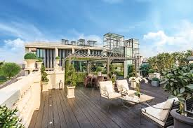 rihanna lived in this 52 million london penthouse photos