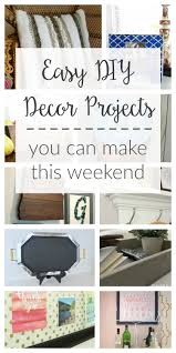 easy diy decor projects you can make this weekend two purple couches