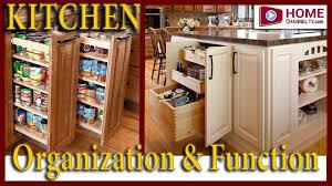 kitchen design organization ideas for kitchen cabinets youtube