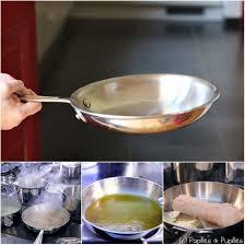quelles sont les meilleures poeles pour cuisiner quelle poêle pour quel usage