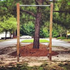 Diy Backyard Pull Up Bar by Mpbstrong Atoning For My Fifth Grade Self