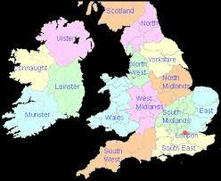 map uk org wales region map
