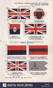 Flag Rank British Army Flags Chief Of Imperial Staff Army Council C In C