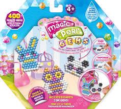 gems amazon com beados gems theme pack bag tag fun toys u0026 games