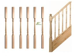 Oak Stair Banister Oak Stair Parts Oak Stair Spindles Newels Handrails