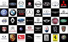 Famous Car Company Logos Cars Show Logos Cool Cars