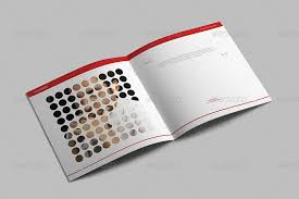 squared 32 pages business portfolio brochure by sacrista