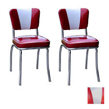 Contemporary Dining Chairs Shop Richardson Seating 50 U0027s Retro Contemporary Dining Chair At