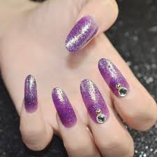 online get cheap long full acrylic nails clear aliexpress com