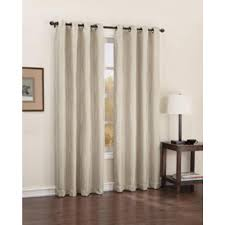 Sears Draperies Window Coverings by 52 X 84 Blackout Curtain Panel Relax In Darkness With Kmart And