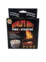 4 pack of qwick wick fire starters u2013 qwick wick canada inc