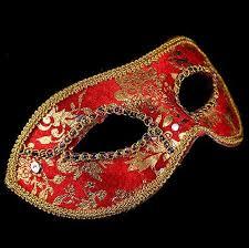 italian masquerade mask streak venetian half faces mask mardi gras masquerade