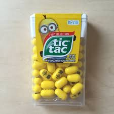 Where To Buy Minion Tic Tacs Candy U2013 Flavours Of The World