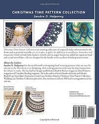 necklace pattern collection images Christmas time pattern collection sandra d halpenny jpg