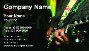 Business Card Music Music Business Cards