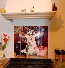 kitchen mural ideas best 25 contemporary tile murals ideas on stove
