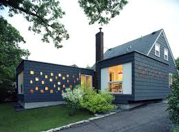 Cape Cod Style Houses Architecture Cool Contemporary Exterior With Punctured Wall And