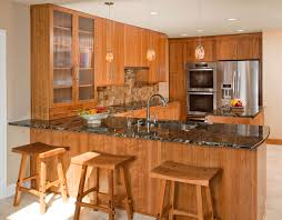 Beach Style Kitchen Design by American Style Kitchen Pictures Outofhome