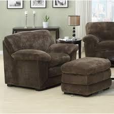 Living Room Chair With Ottoman Chair Ottoman Sets Joss