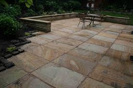 Garden Patio Design by Lostock Hall Sandstone Patio Jpg 3888 2592 Garden Ideas
