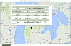 Kensington Metropark Map High Volume Hydraulic Fracturing Respectmyplanet Org