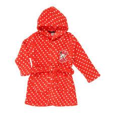 robe de chambre enfant fille minnie robe de chambre enfant fille achat vente pyjama cdiscount