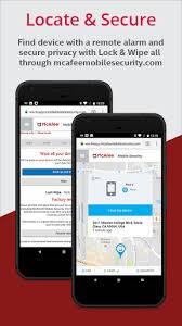 mcafee mobile security apk mcafee mobile security for samsung galaxy j5 2017 free
