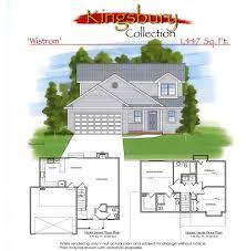 wistrom floor plan homes by fleetwood