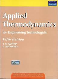 applied thermodynamics and engineering fifth edition by t d eastop an u2026