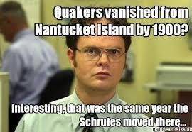Quaker Memes - humor