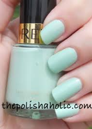 mint nail polish the tree of everything