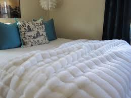 Faux Fur Blanket Queen Faux Fur Duvet Cover Uk Sweetgalas