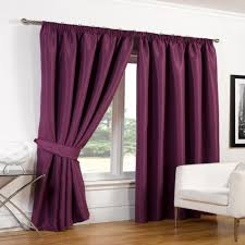Blackout Drapes Decorating Eclipse Curtains Cassidy Blackout White Polyester