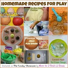 mom to 2 posh lil divas homemade recipes for play for kids the