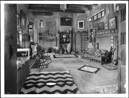 1920s Home Interiors by File Interior View Of