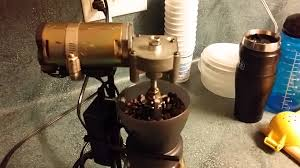 Hand Crank Coffee Grinder Mason Jar Motorized Manual Burr Coffee Grinder Youtube