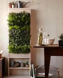 indoor herb garden wall free standing vertical garden williams sonoma